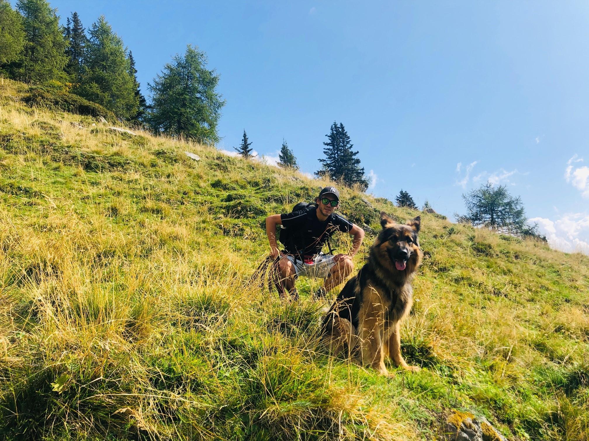 Happy Dog Academy, herder, komen als je roept, puppytraining